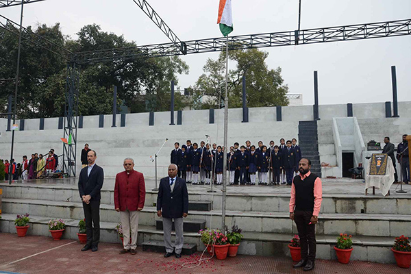 Celebration of Republic Day
